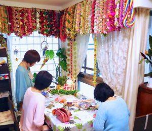 リボンレイ 教室 東京 北品川 神奈川 横浜 川崎 千葉 埼玉 Bloomin