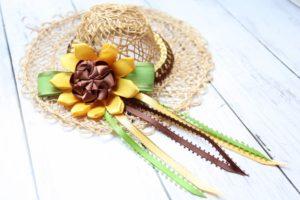 sunflower-straw-hat