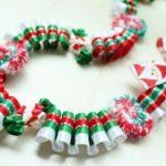 ribboncandychristmaslei