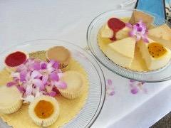 Hawaiian cheesecake cupcake-2